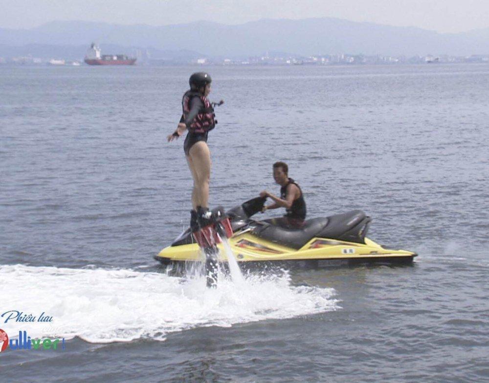 Tham gia 'Phieu luu cung Gulliver!', Miko Lan Trinh phan khich khi duoc trai nghiem nuoc Nhat hinh anh 3