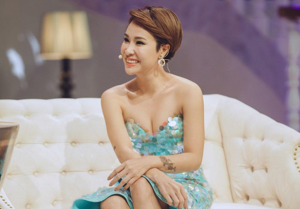 Uyen Linh thua nhan chia tay Dung Da Lat sau 5 nam gan bo hinh anh 1