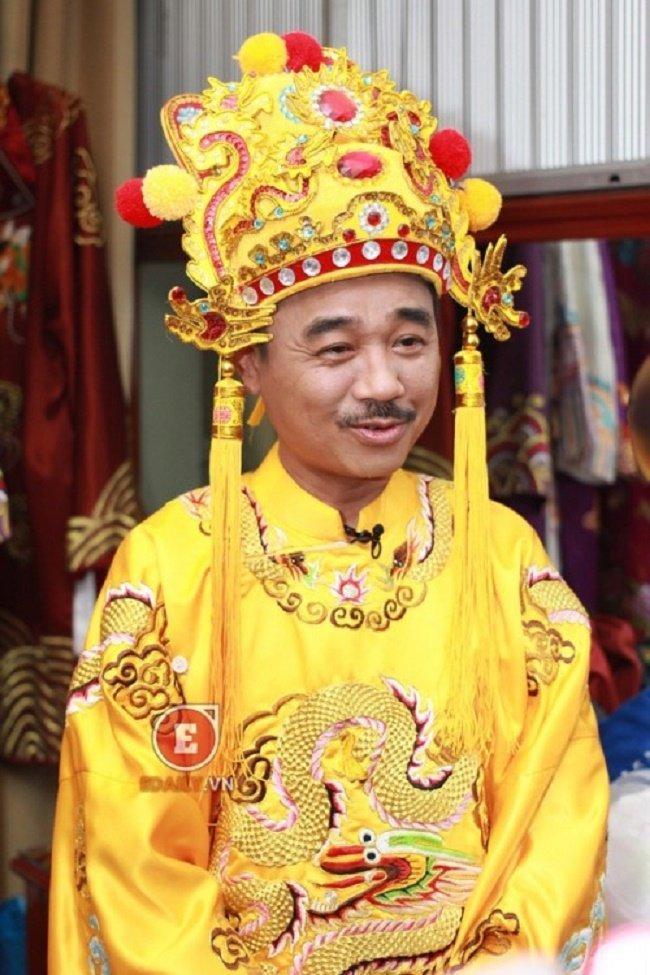 Nghe si Quoc Khanh chua duoc moi dong vai Ngoc Hoang trong 'Tao quan 2018' hinh anh 2