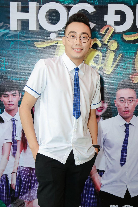Tronie ca tinh, Tai Smile banh bao den ung ho Gino Tong hinh anh 7