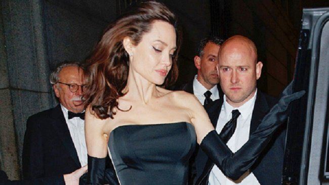 Pax Thien an can diu Angelina Jolie o su kien hinh anh 1