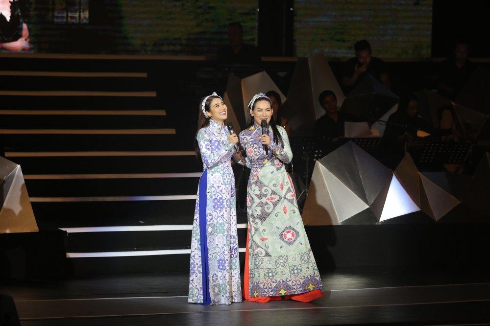 'Ngoc nu Bolero' To My bi Truong Giang cam can khi yeu Chi Tai hinh anh 3