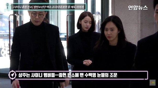 Dan sao Han dau buon den vieng Jong Hyun (SHINee) hinh anh 1