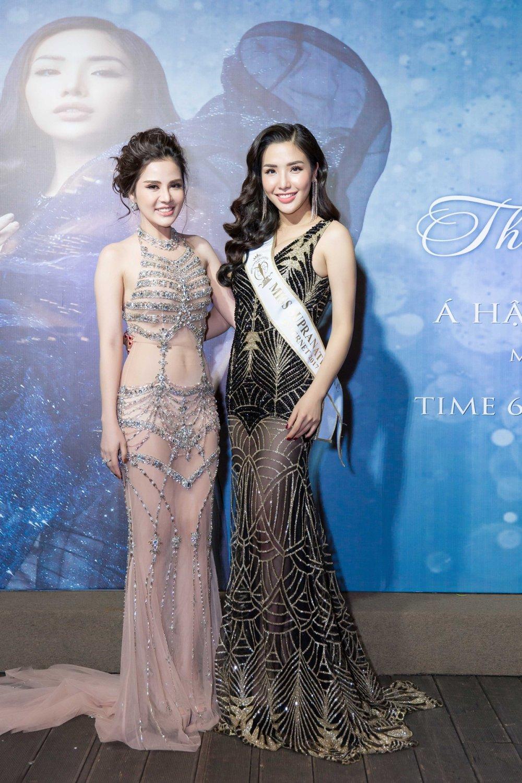 A hau Khanh Phuong tiet lo chi phi tham gia 'Hoa hau Sieu quoc gia' hinh anh 2