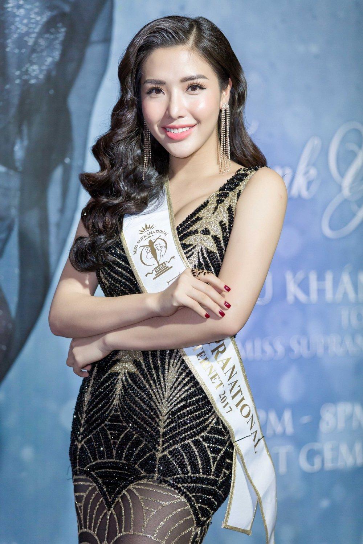 A hau Khanh Phuong tiet lo chi phi tham gia 'Hoa hau Sieu quoc gia' hinh anh 4