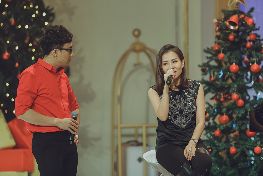 Thu Minh: Toi bi stress suot 3 thang, thay ban than minh song vo nghia hinh anh 2