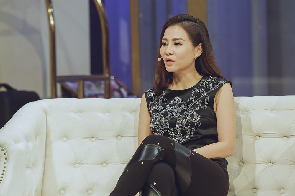 Thu Minh: Toi bi stress suot 3 thang, thay ban than minh song vo nghia hinh anh 3