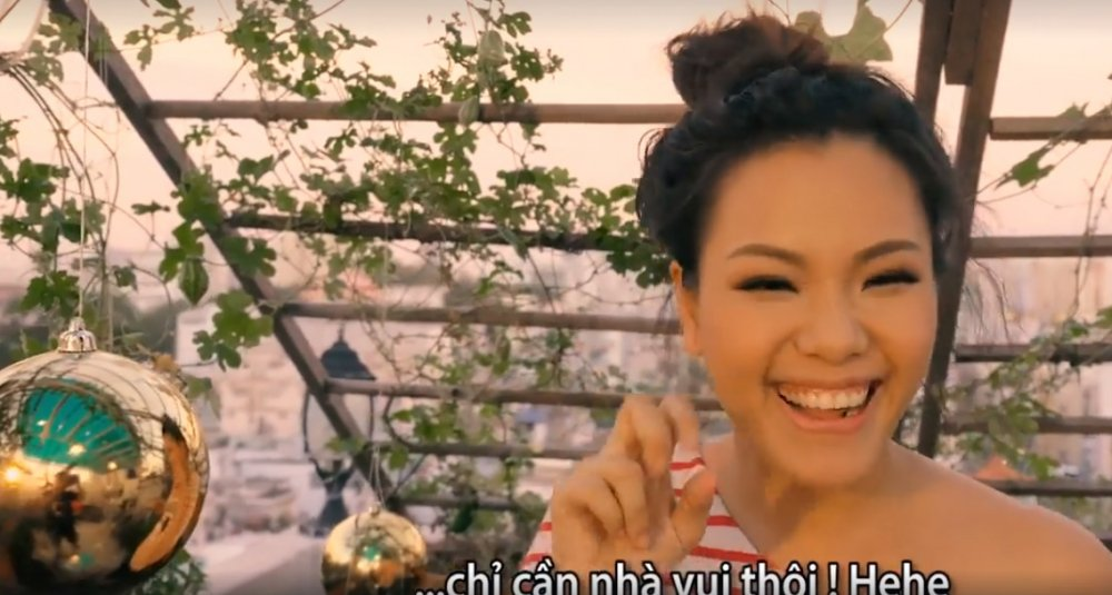 Cha Phuong Vy Idol bat khoc vi qua Giang Sinh bat ngo cua con gai hinh anh 3