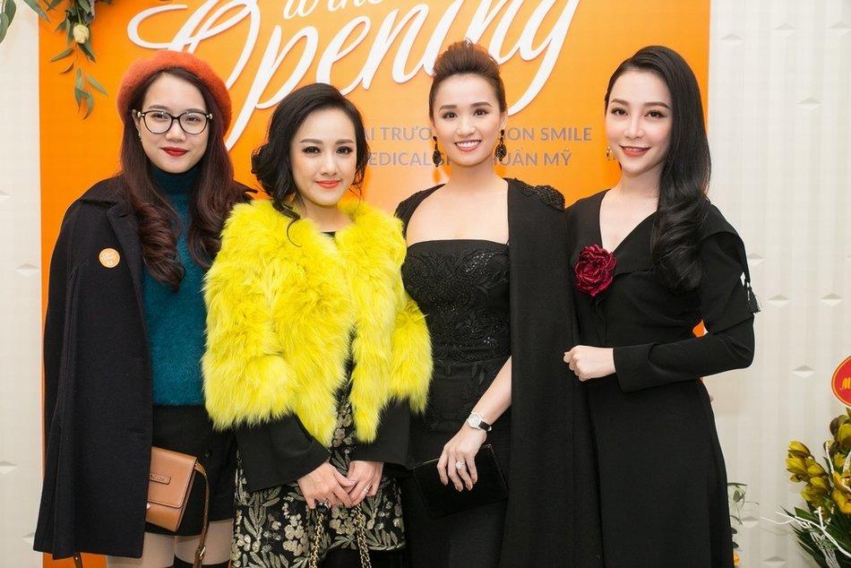 BTV Hoai Anh do sac Linh Nga, La Thanh Huyen hinh anh 6