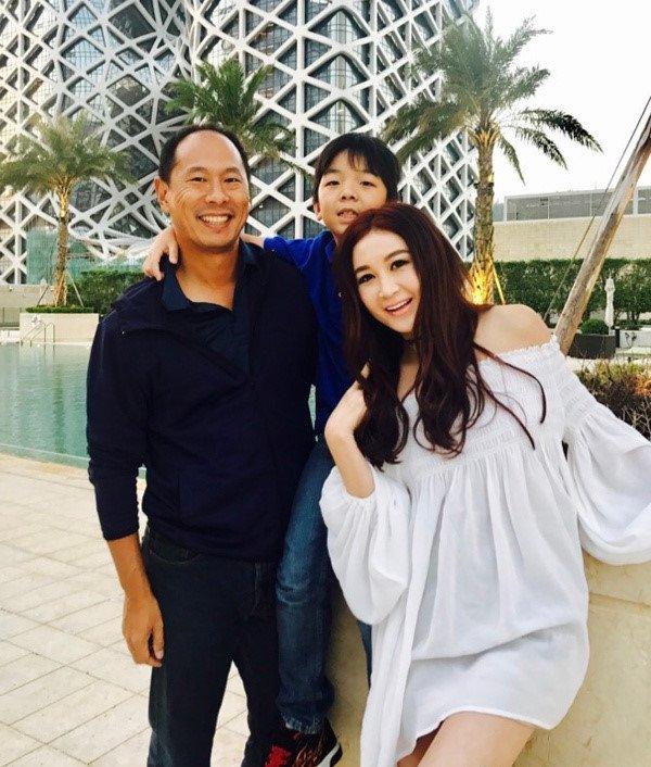 'Phan Kim Lien' On Bich Ha tai hop ty phu sau tuyen bo ly hon hinh anh 2