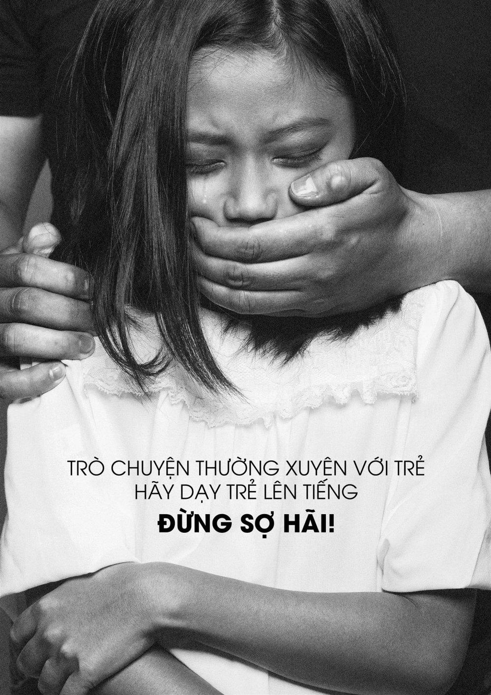 A hau Thanh Tu keu goi chong nan xam hai tinh duc tre em hinh anh 4