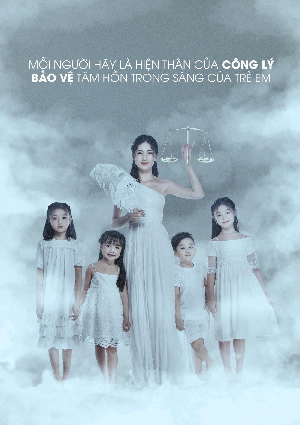 A hau Thanh Tu keu goi chong nan xam hai tinh duc tre em hinh anh 7