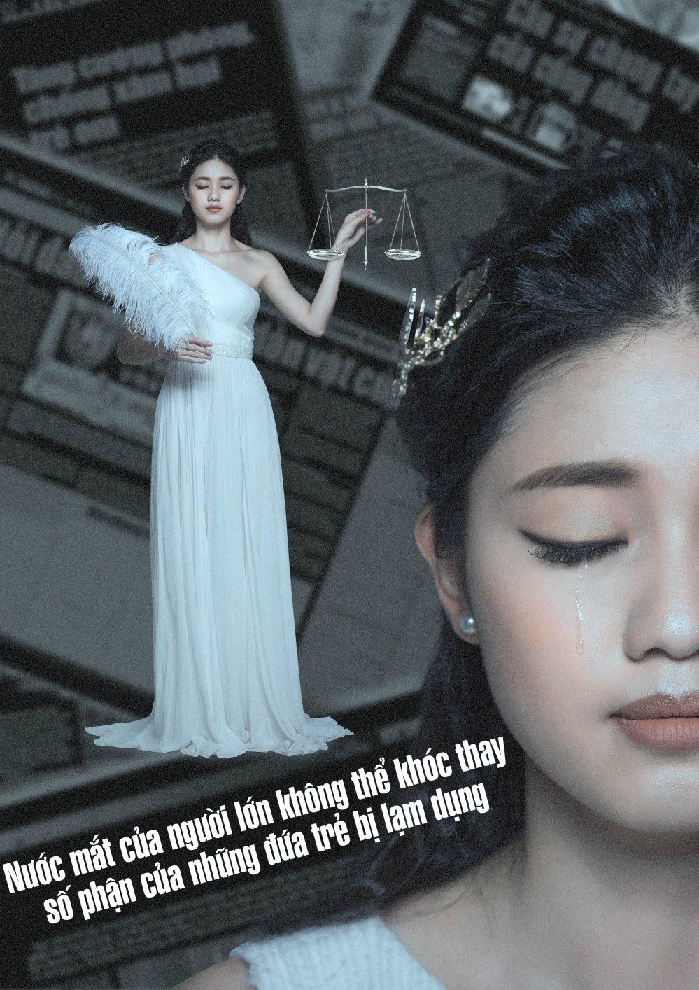 A hau Thanh Tu keu goi chong nan xam hai tinh duc tre em hinh anh 1