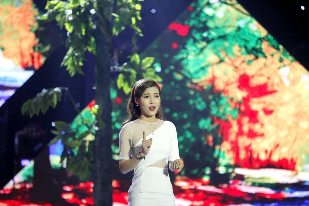 Tai hien de tai tung 'gay bao' cua En Bac Quang Bao, thi sinh bi Trac Thuy Mieu chat van hinh anh 3