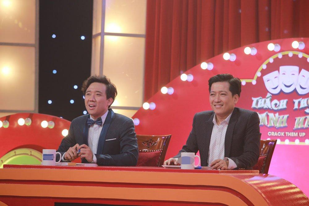 Tran Thanh, Truong Giang cuoi sac sua voi cap thi sinh 'pha nat' loat hit cua showbiz hinh anh 2
