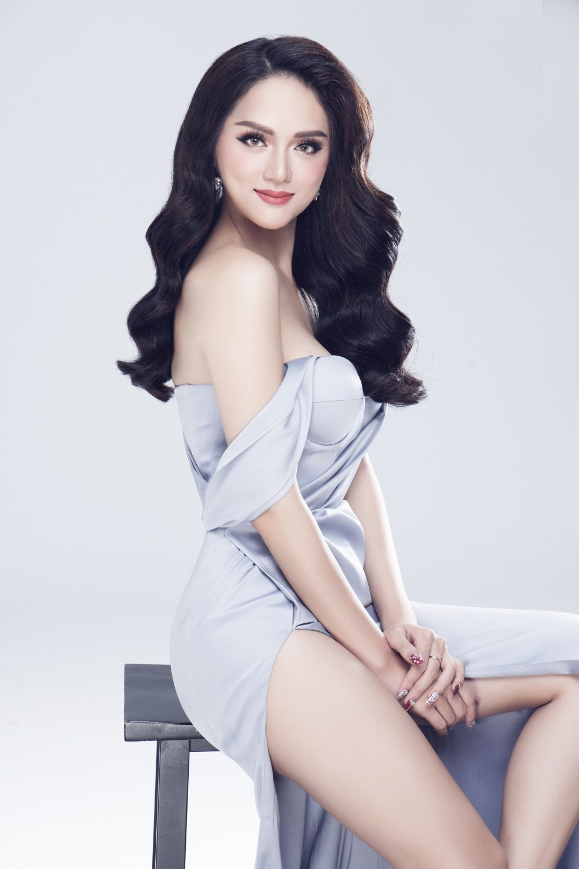 Huong Giang Idol duoc thi Hoa hau chuyen gioi khong can cap phep hinh anh 1