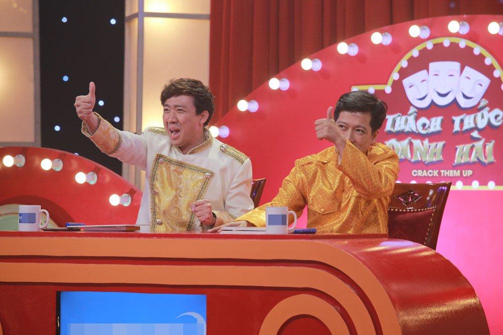 Khien Tran Thanh 'can loi' khi chi hat 1 ca khuc suot 5 vong thi, co gai am tron 100 trieu dong hinh anh 2