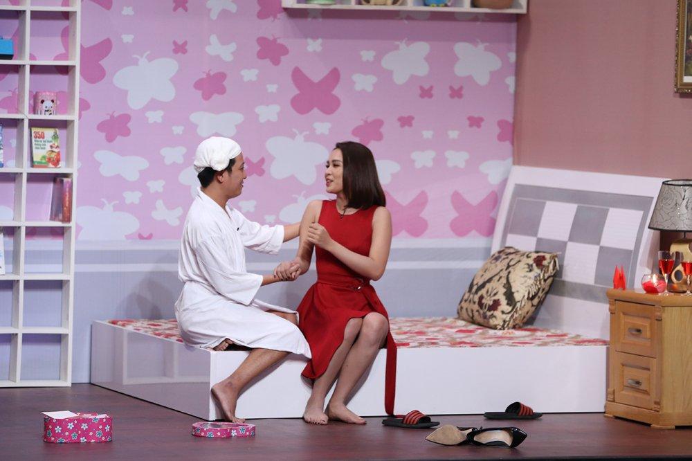 Bi mat tinh cam cua Truong Giang – Nha Phuong bi dua len 'On gioi' hinh anh 1
