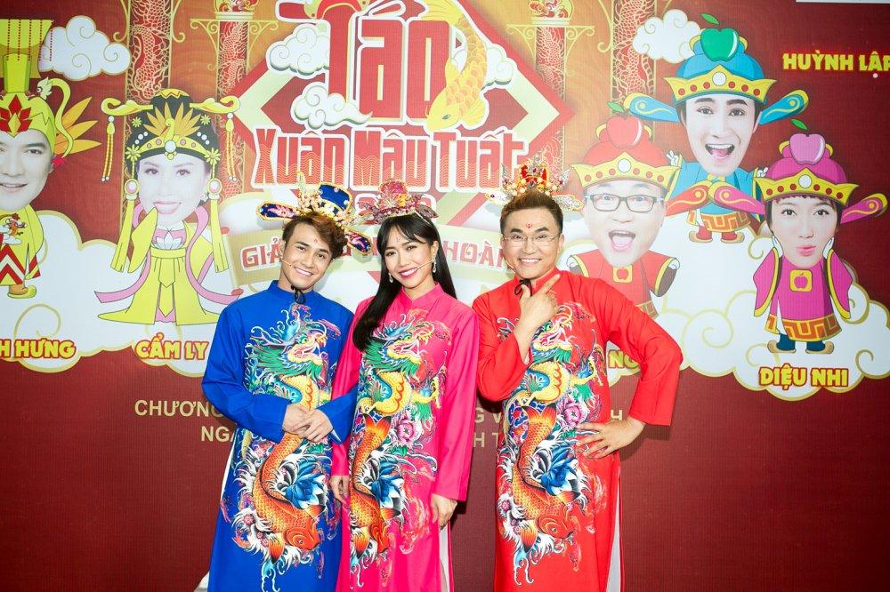 Cam Ly tham gia 'Tao Quan 2018', sanh doi cung Dam Vinh Hung hinh anh 6