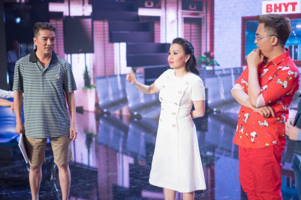 Cam Ly tham gia 'Tao Quan 2018', sanh doi cung Dam Vinh Hung hinh anh 1