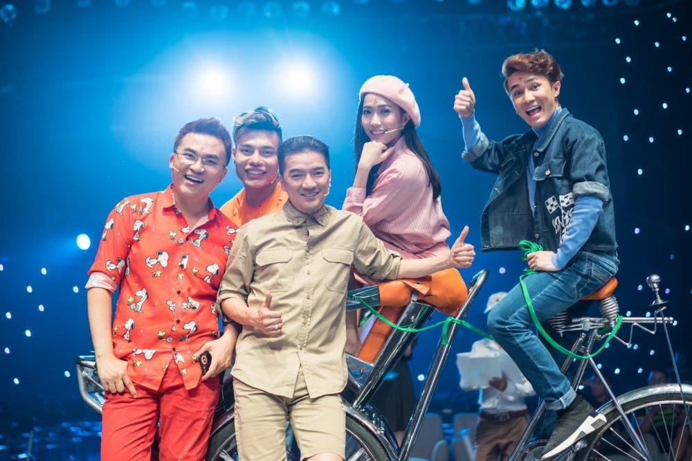 Cam Ly tham gia 'Tao Quan 2018', sanh doi cung Dam Vinh Hung hinh anh 3