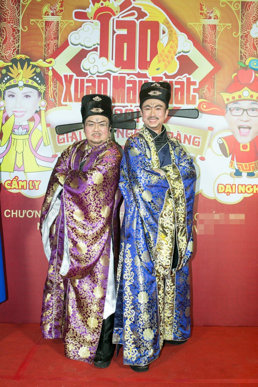 Cam Ly tham gia 'Tao Quan 2018', sanh doi cung Dam Vinh Hung hinh anh 5