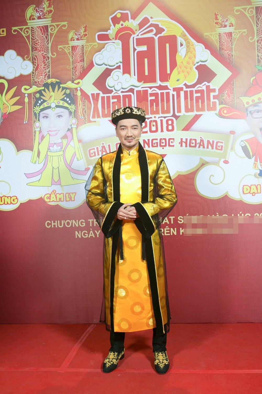 Cam Ly tham gia 'Tao Quan 2018', sanh doi cung Dam Vinh Hung hinh anh 4