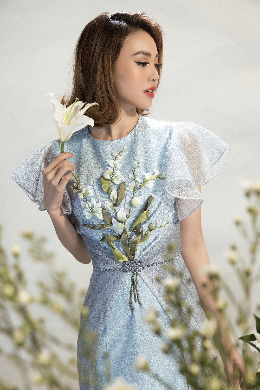 Ninh Duong Lan Ngoc hoa tieu thu xinh dep, kieu ky hinh anh 7