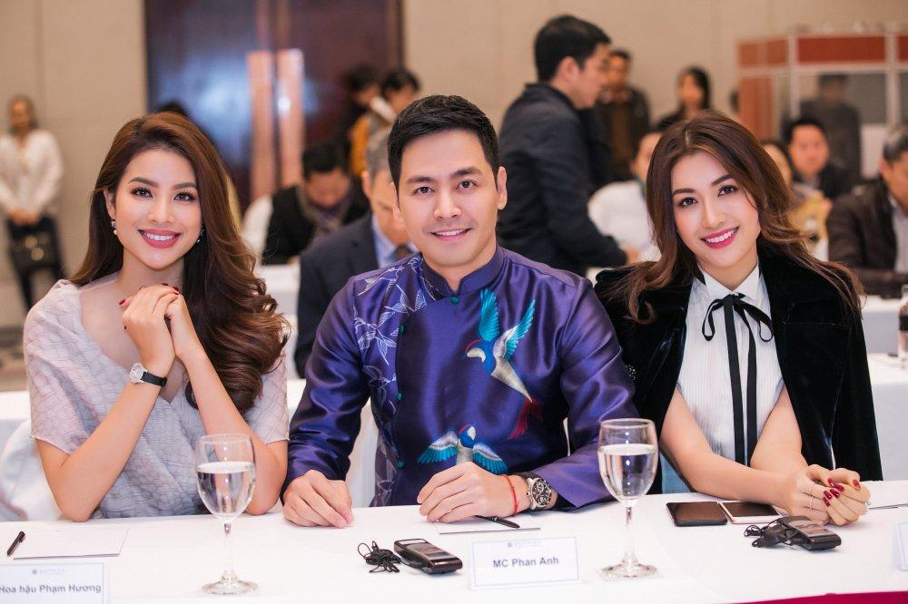 Le Hang hoi ngo MC Phan Anh, Pham Huong cung theo duoi chien dich bao ve dong vat hinh anh 3