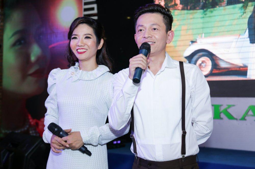 Hong Anh sanh doi Minh Luan den chuc mung MV 400 trieu dong cua Tuan Tu Bolero hinh anh 2