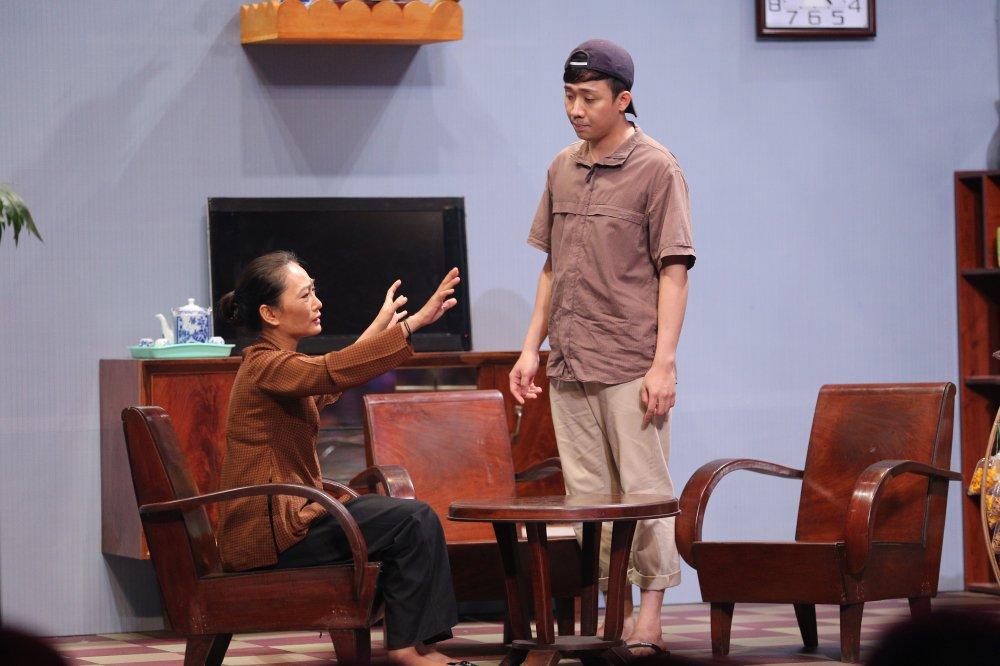 On gioi: NSUT Quynh Huong hoa dien vi Tran Thanh bi truy na hinh anh 2