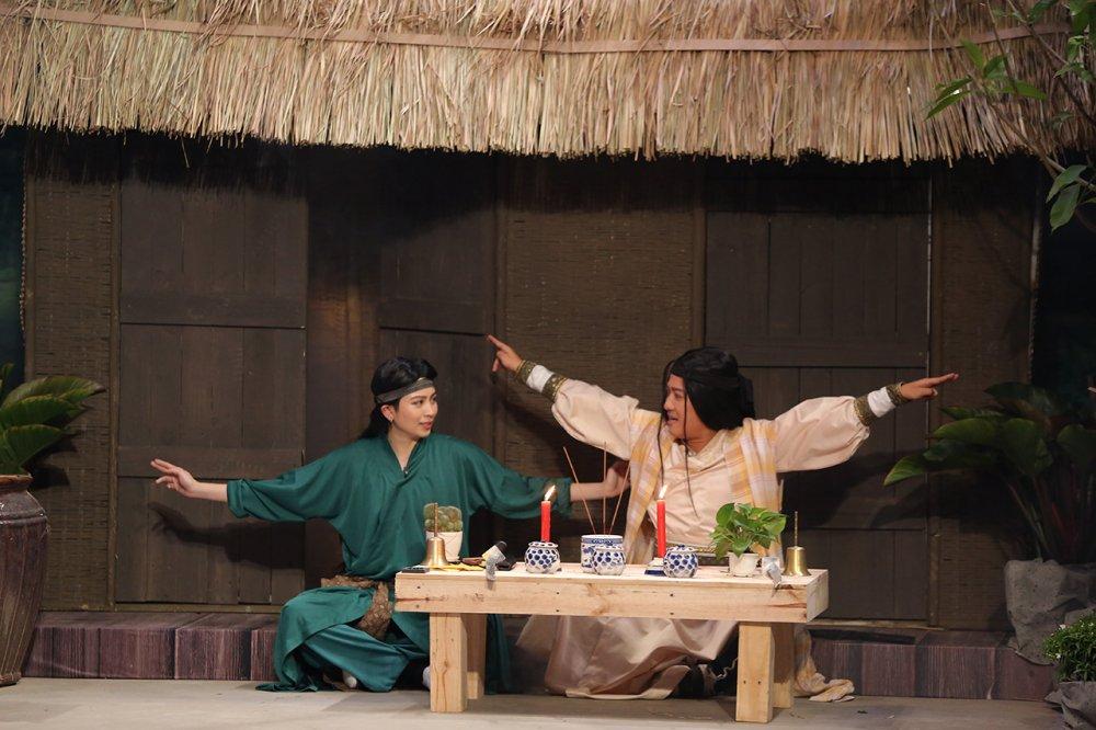 On gioi: Gil Le 'dung hinh' khi Truong Giang nhac den Chi Pu hinh anh 1