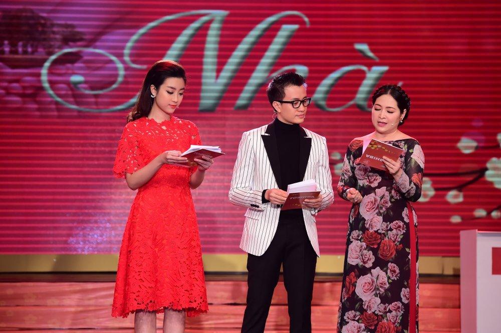 Lam MC cung Luong Manh Hai, Do My Linh bat ngo tiet lo tieu chuan chon 'y trung nhan' hinh anh 1