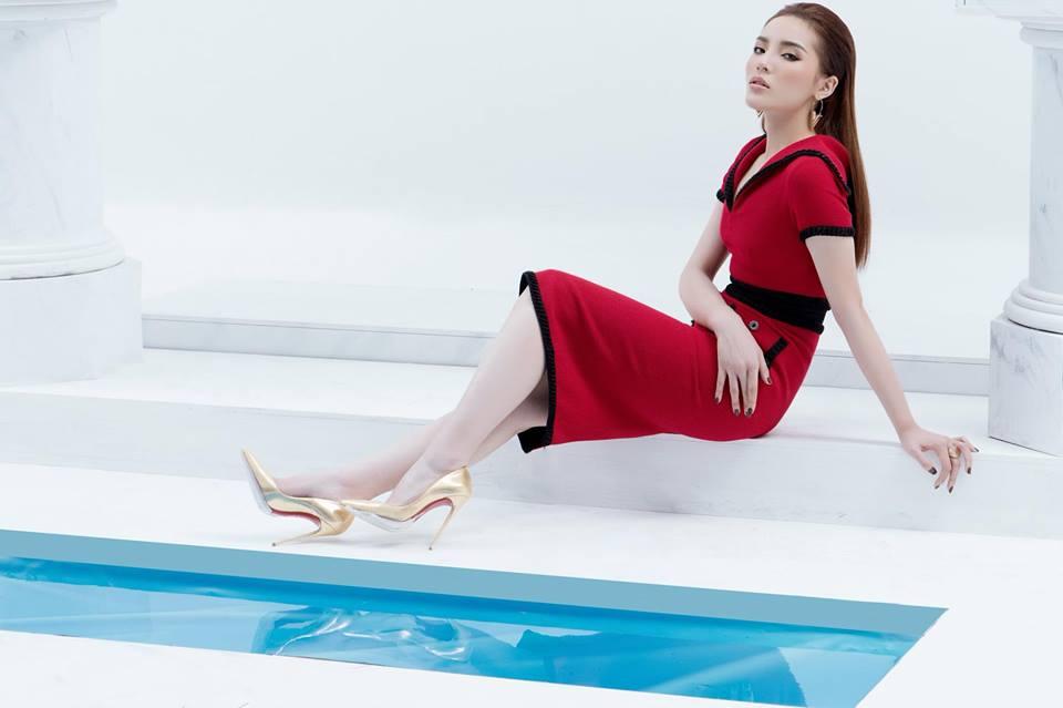 Hoa hau Ky Duyen: 'Khong co nhung su co 2 nam qua, se khong co toi cua hien tai' hinh anh 2