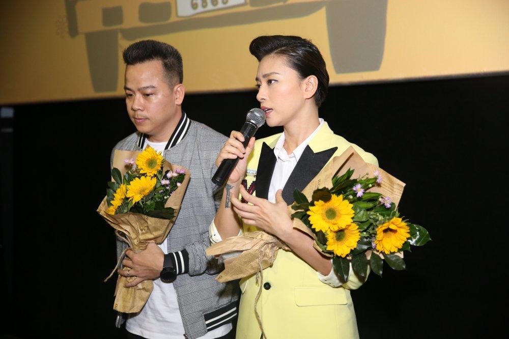 Ngo Thanh Van tiet lo ly do yeu Tang Thanh Ha, mong khan gia ung ho phim Viet hinh anh 1