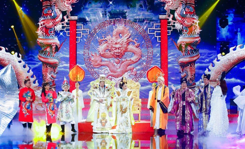 He lo trich doan Dam Vinh Hung dong Ngoc Hoang trong 'Tao quan 2018' hinh anh 2