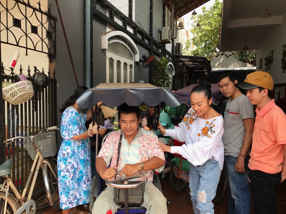 Vo chong Doan Trang don sinh nhat doi dac biet tai An Do hinh anh 11