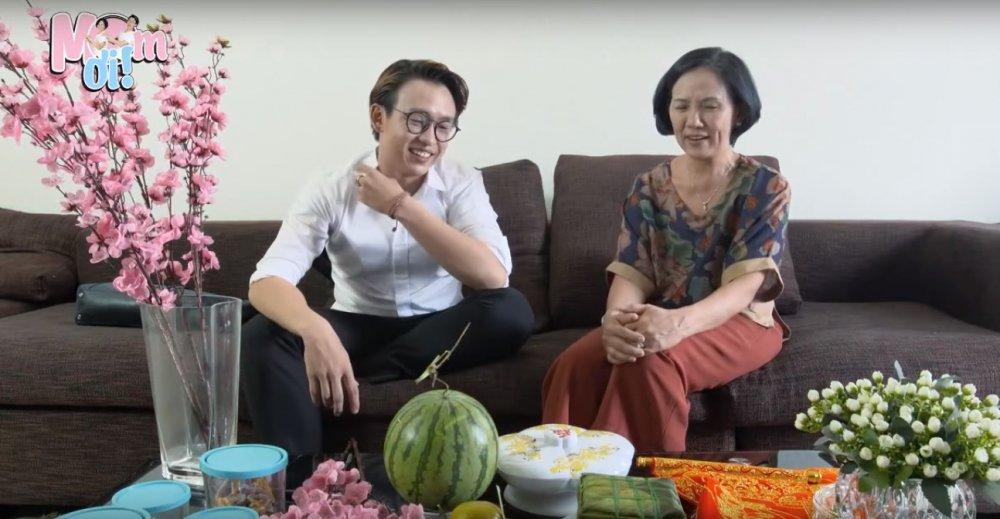 MC Quang Bao: 'Co gia dinh la co Tet' hinh anh 1