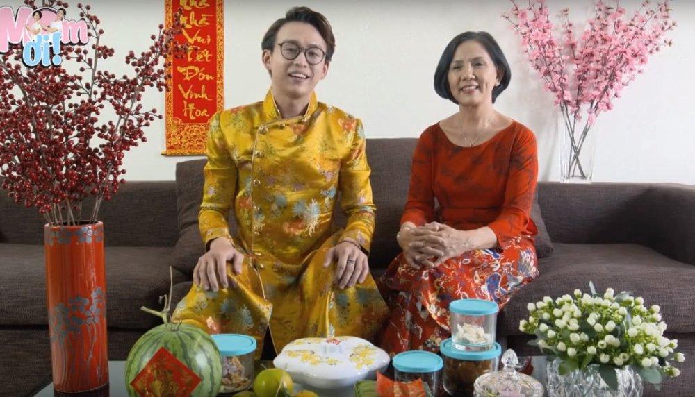 MC Quang Bao: 'Co gia dinh la co Tet' hinh anh 2