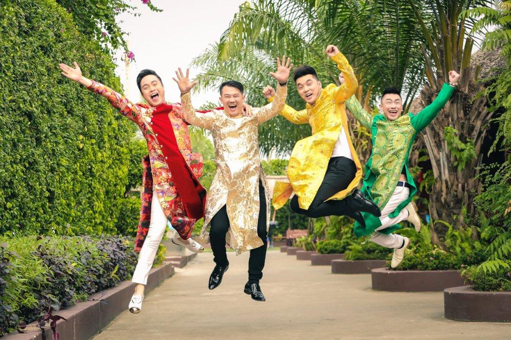 He lo hinh anh moi, Ung Hoang Phuc va nhom 1088 se tai hop? hinh anh 7