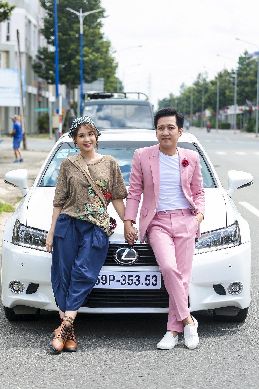 Trong luc yeu Nha Phuong, Truong Giang van 'qua lai' voi 3 nguoi con gai khac? hinh anh 3