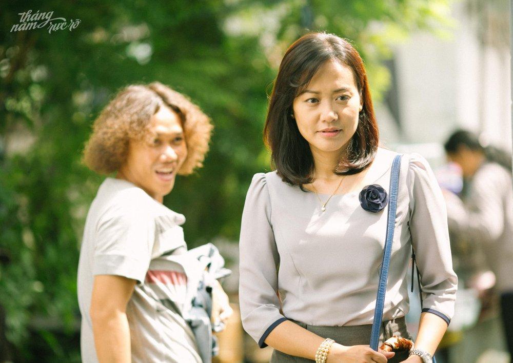 Khong doc truoc kich ban, Hong Anh van nhan loi dong phim cua Dung 'khung' hinh anh 3