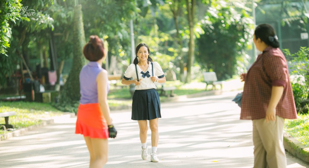 Khong doc truoc kich ban, Hong Anh van nhan loi dong phim cua Dung 'khung' hinh anh 2
