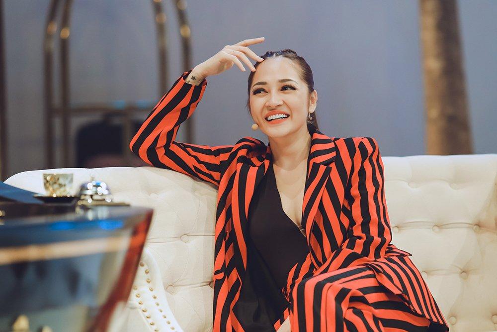 Bao Anh: 'Toi khong co niem tin vao dan ong' hinh anh 3