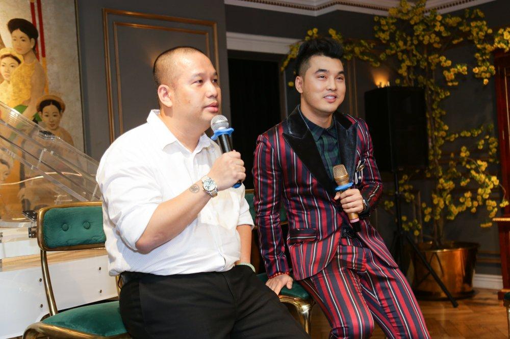 Lam liveshow 18 nam ca hat, Ung Hoang Phuc tiec nuoi khi 1088, H.A.T khong tai hop hinh anh 2