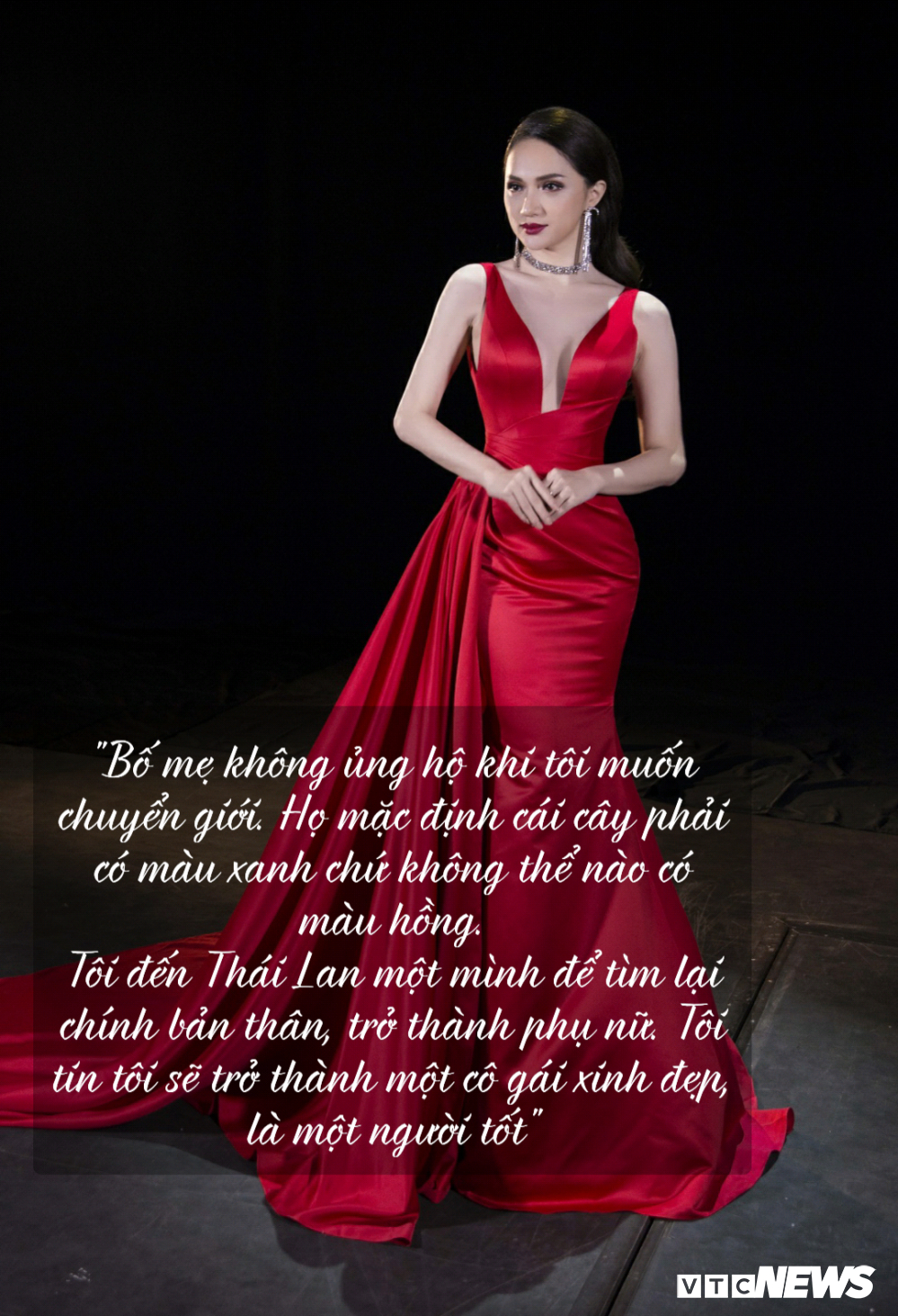 Huong Giang chinh phuc khan gia quoc te bang loat phat ngon thong minh hinh anh 3