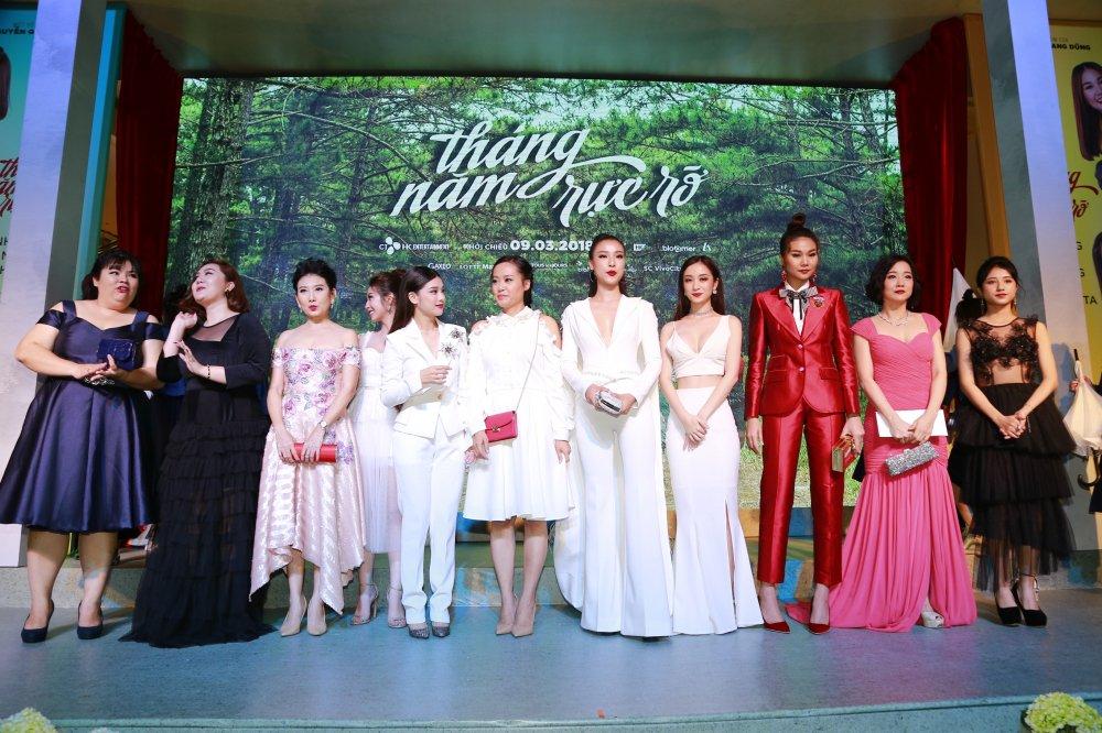 Thanh Hang dien 'cay' do nam tinh noi bat hinh anh 9