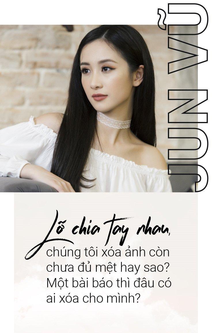 Jun Vu: 'Nang nguc khong co nghia la toi danh mat di su trong sang' hinh anh 3