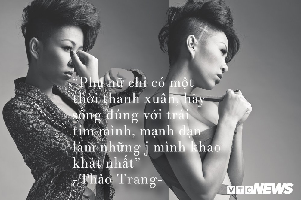 Thao Trang -  'Co nang tiec tung' tro thanh me bim sua the nao? hinh anh 1