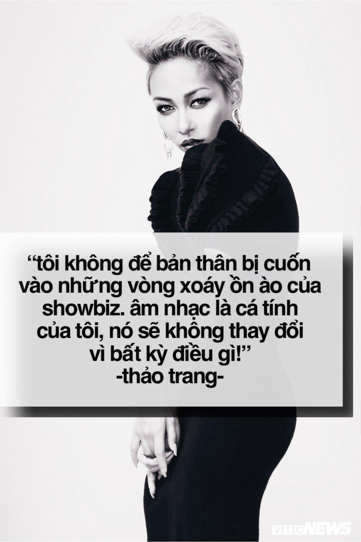 Thao Trang -  'Co nang tiec tung' tro thanh me bim sua the nao? hinh anh 5